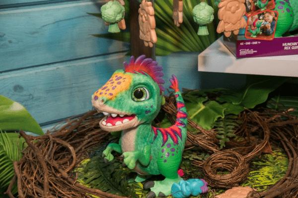 Munchin Rex FurReal Friends T-Rex Dinosaur Interactive Toy Cute  Gift