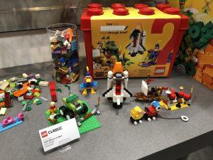 Lego Classic 60th Anniversary Set Mission to Mars