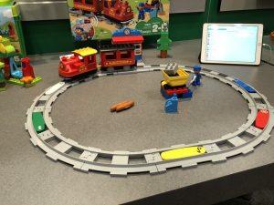 Lego Duplo Steam Train review