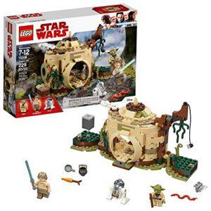 Lego Star Wars Yodas Hut review