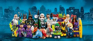 Lego Minifigures The Lego Batman Movie Series 2