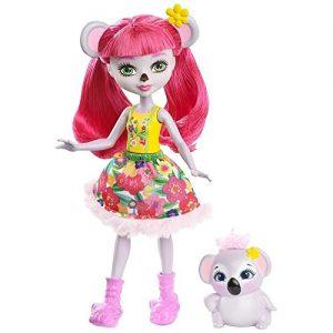 Enchantimals Karina Koala Doll