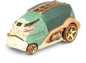 Hot Wheels Jabba Hutt Vehicle