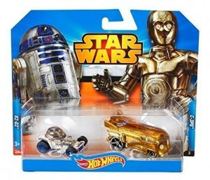 Hot Wheels Official Character R2 D2