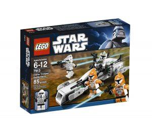Star Wars Jedi Clone Troopers Battle Pack