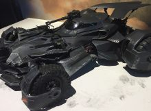 Mattels Fully Loaded Batmobile 1