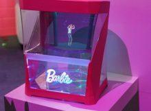 hologram barbie