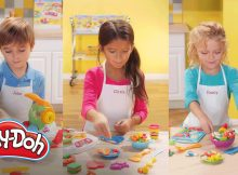 play doh kitchen creations magic