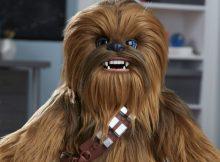 Star Wars Ultimate co pilot Chewie