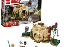 Lego Star Wars Yodas Hut review