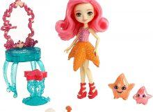 Enchantimals Starling Starfish Doll