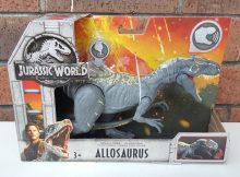 Jurassic World Roarivores Allosaurus