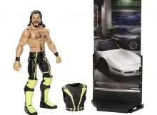 WWE Tough Talkers Seth Rollins Action Figure
