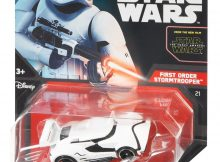Hot Wheels First Stormtrooper Vehicle