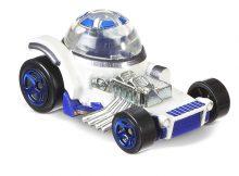 Hot Wheels Star R2 D2 Vehicle