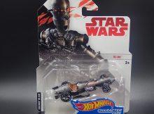 Hot Wheels Star Wars IG 88 Vehicle