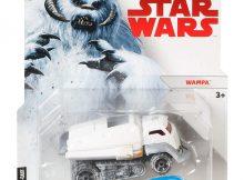 Hot Wheels Star Wars Wampa Vehicle