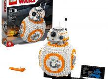 LEGO Star Wars vIII BB 8
